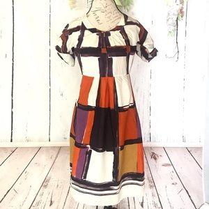 Caliban Rue De Matthieu Italy Short Sleeve dress